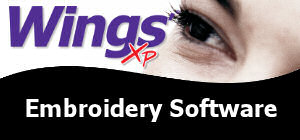 Wings XP Embroidery Software
